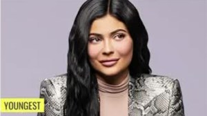 Kylie Jenner named youngest self-made billionaire by Forbes